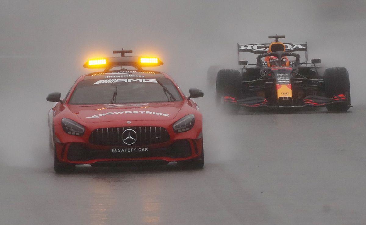 Max Verstappen fue declarado ganador del GP de Bélgica de Fórmula 1.