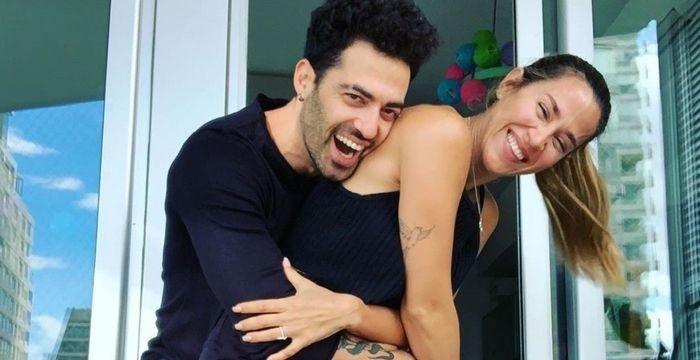 Jimena Barón y Mauro Caiazza se separaron hace un año.