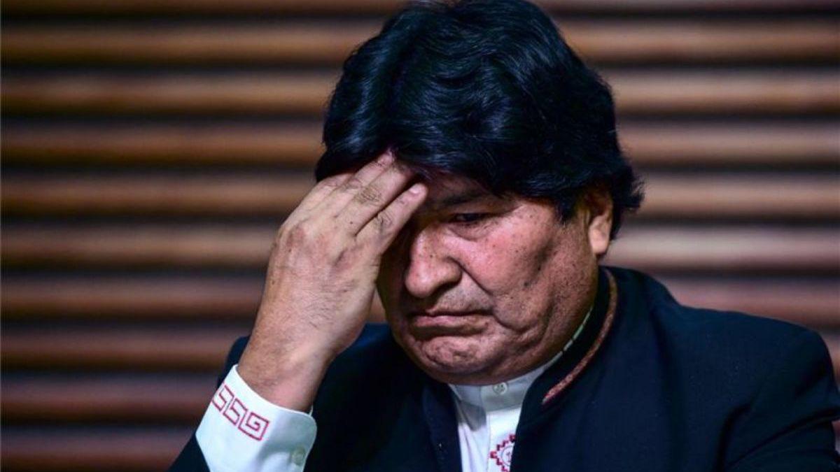 Bolivia responsabiliza a Evo Morales de la muerte de al menos 40 personas.