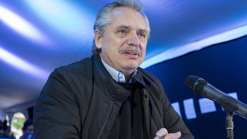 Alberto Fernández:Estamos trabajando en las medidas pospandemia