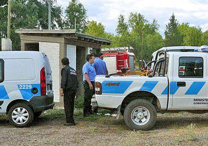 Un hombre se ahorcó dentro de una garita en Tunuyán