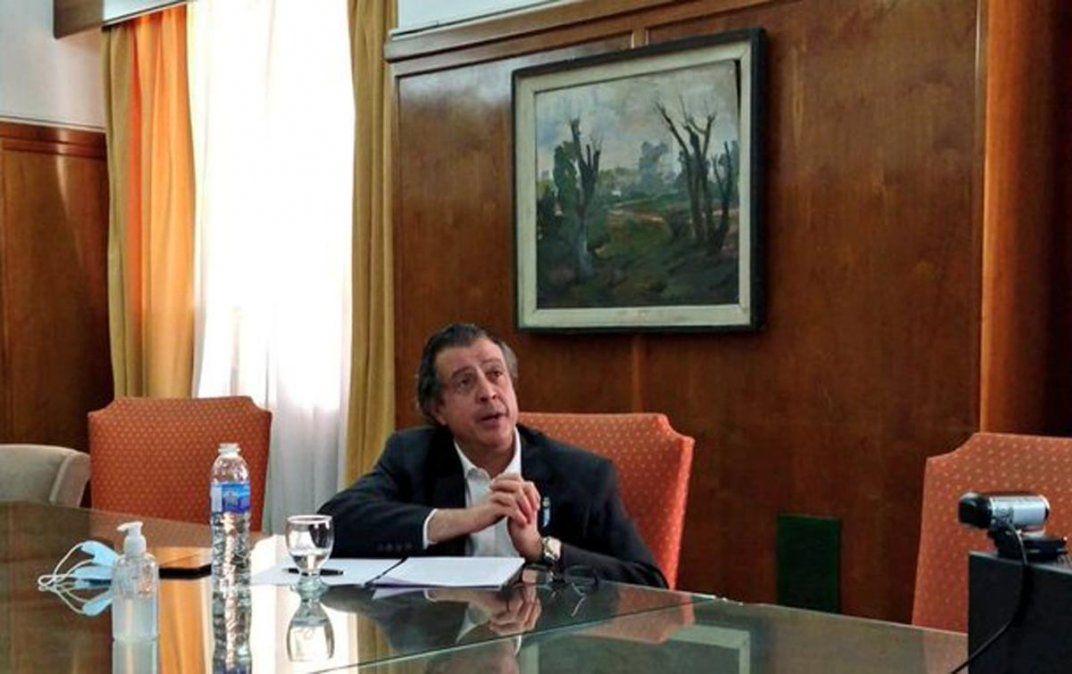 Víctor Ibáñez tiene coronavirus