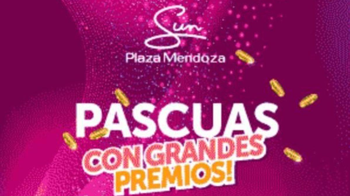Increíble premio pagado en Sun Plaza Mendoza