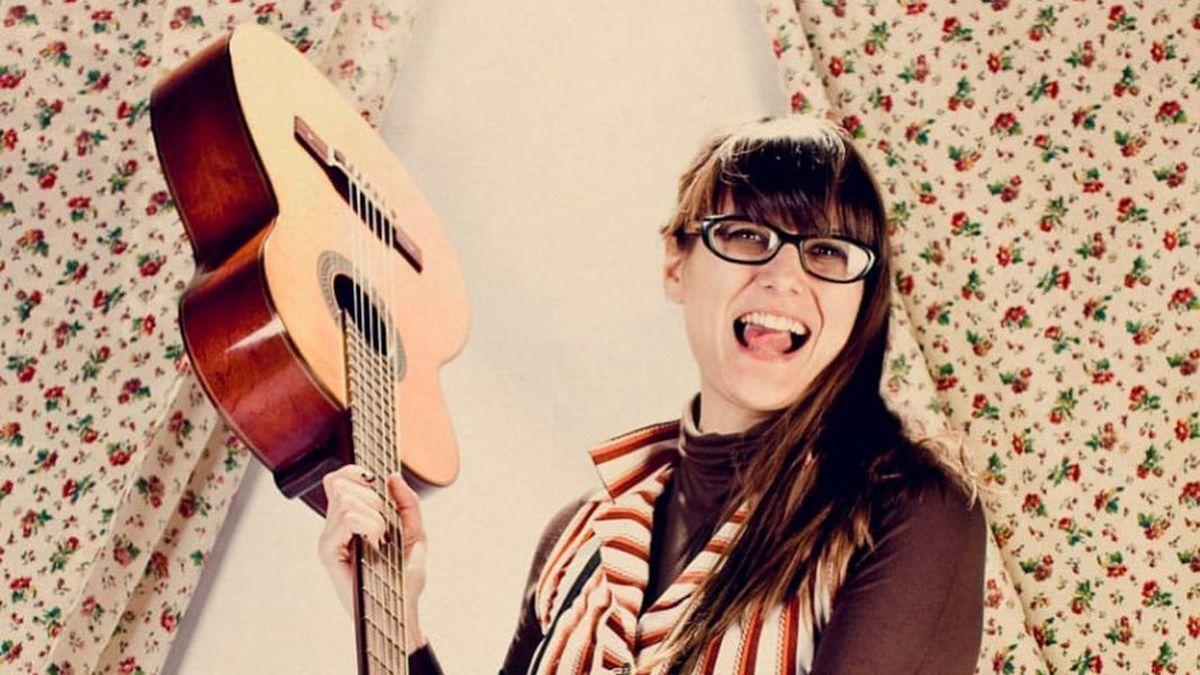 Mariana Päraway es una de las referentes de la música mendocina