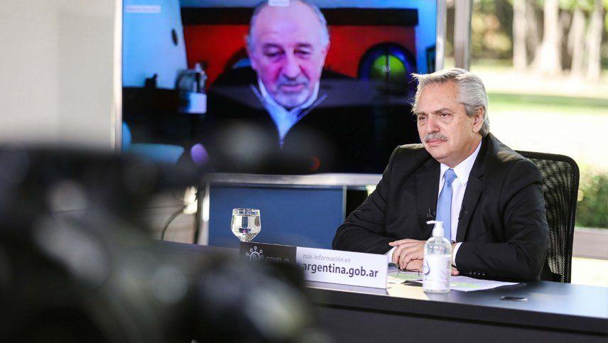 Fernández anunciará un paquete de 60 medidas para la pospandemia