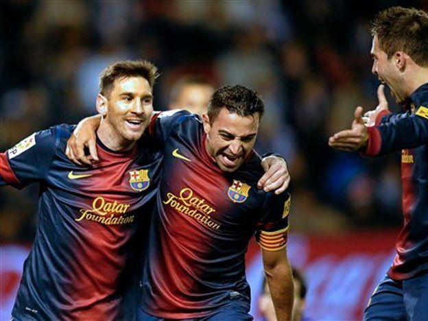Messi busca un nuevo récord en su visita al Celta