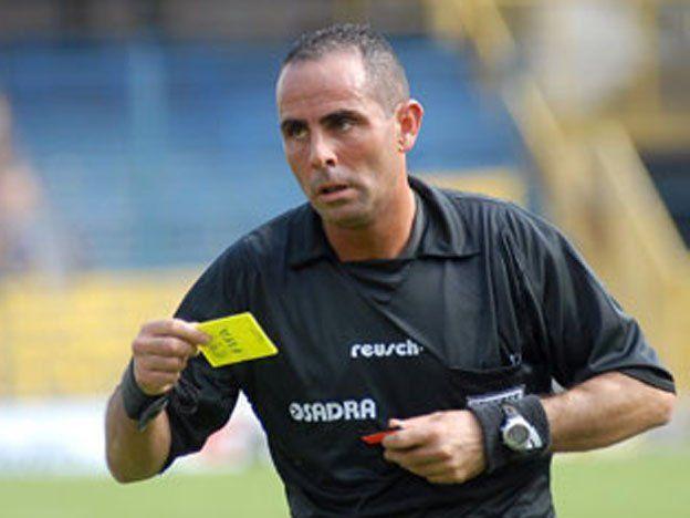 Amarilla para Lunati: la AFIP investiga los ingresos del árbitro