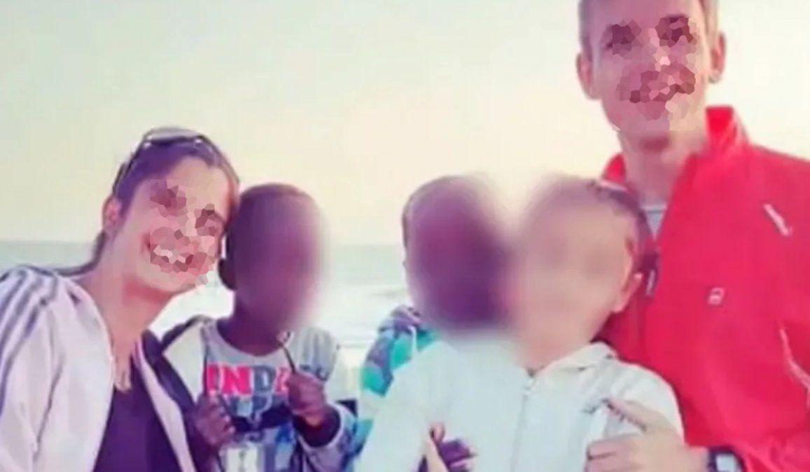 Misterio y decepción: la historia de los mellizos africanos abandonados por sus padres adoptivos en Bahía Blanca.