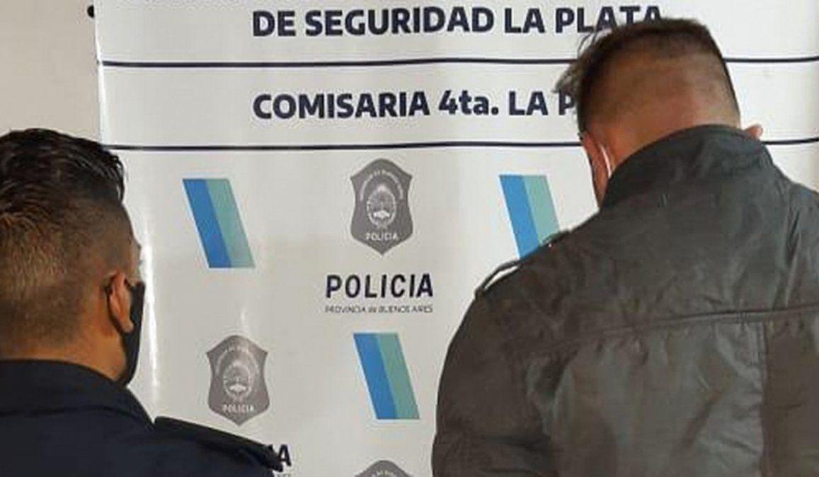 Uno de los delincuentes que intentó asaltar a los custodios de Hebe de Bonafini