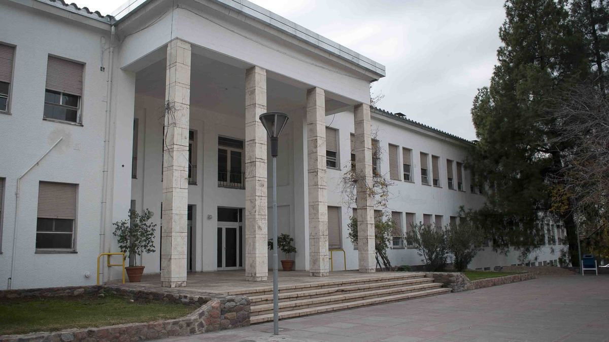 Facultad de Ciencias Médicas de la Universidad Nacional de Cuyo.