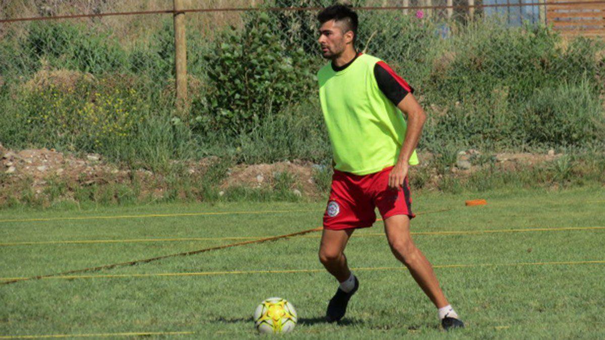 Sergio Sánchez palpitó la final ante Independiente de Chivilcoy.
