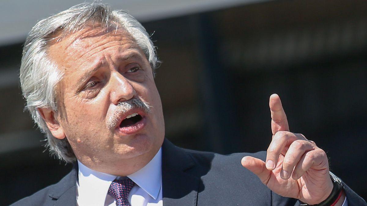 El Donda gate tuvo respaldo del presidente. Alberto Fernández dijo que no está en la naturaleza de Victoria Donda sacarle ventaja al Estado. Palos a los medios.