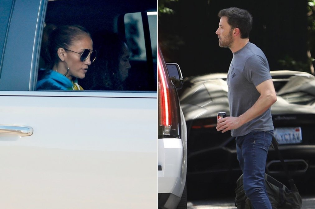 ¡Romance confirmado! Las fotos Jennifer López y Ben Affleck juntos en un lujoso resort
