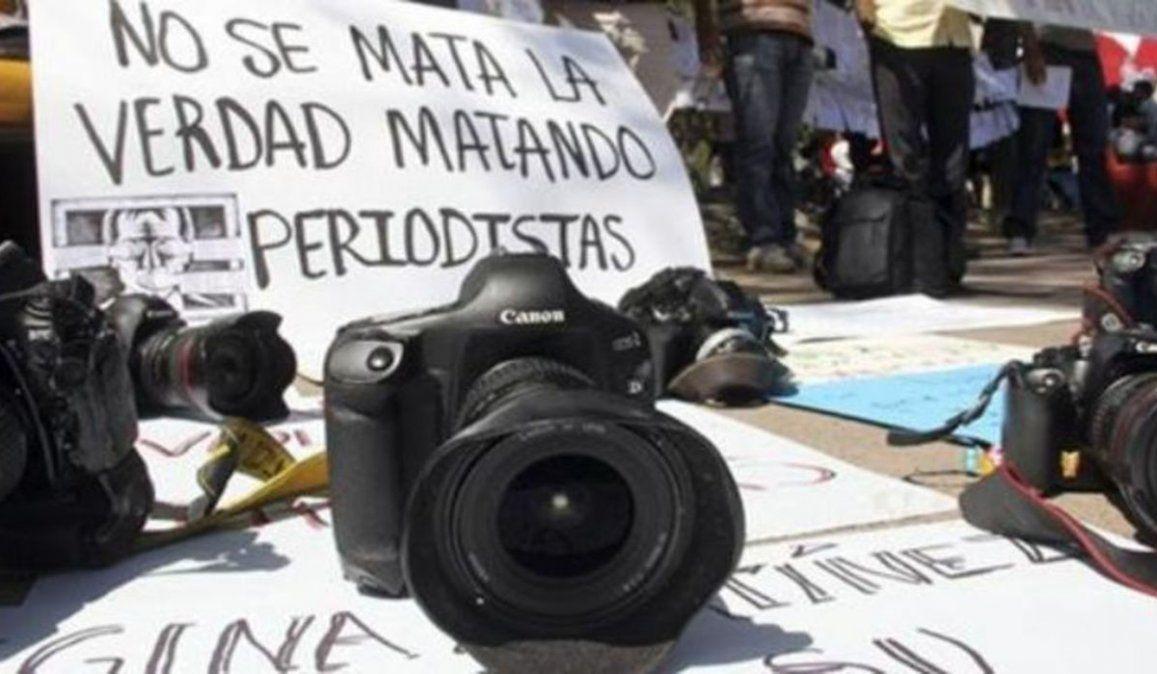 Asesinaron a 59 periodistas en 2020 en todo el mundo
