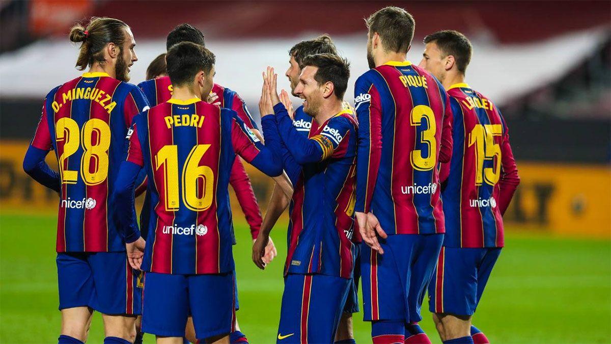 Messi acelera a fondo y sigue rompiendo marcas