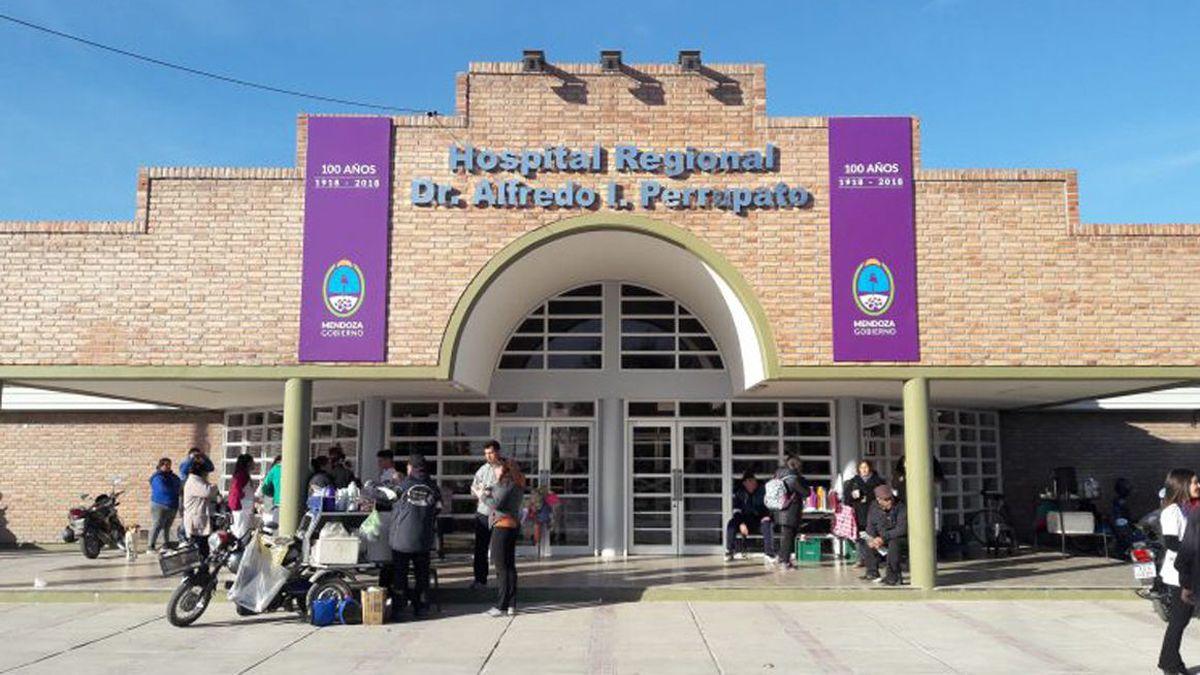 El hombre de 42 años oriundo de Brasil quedó internado en el Hospital Perrupato el 28 de agosto.