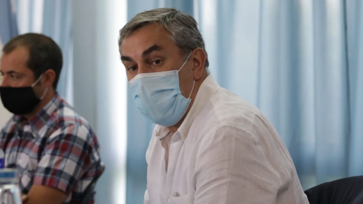 El ministro Vaquie tiene coronavirus.