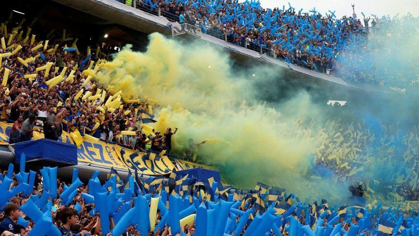 ¿Cuál fue la mejor formación de Boca Juniors?