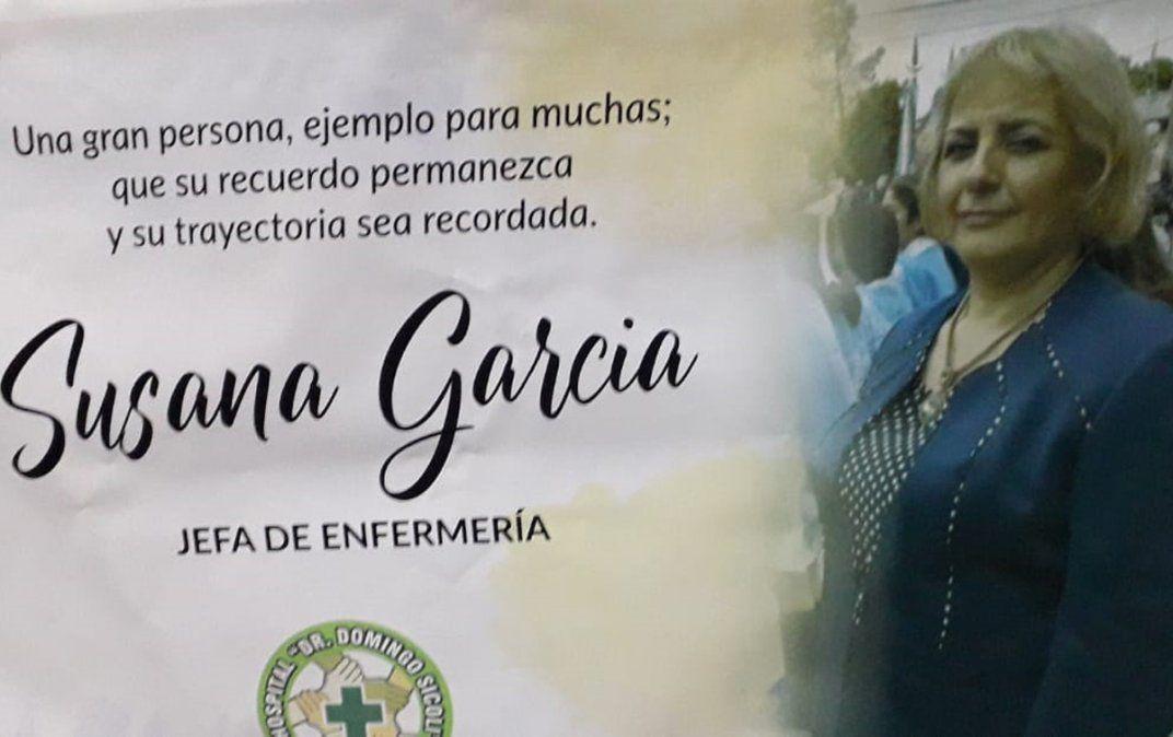 Coronavirus en Mendoza. Susana García. Lavalle la recuerda
