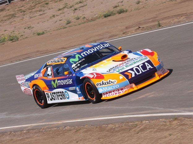 En Neuquén apareció Ledesma para lograr su 25ª pole en el TC