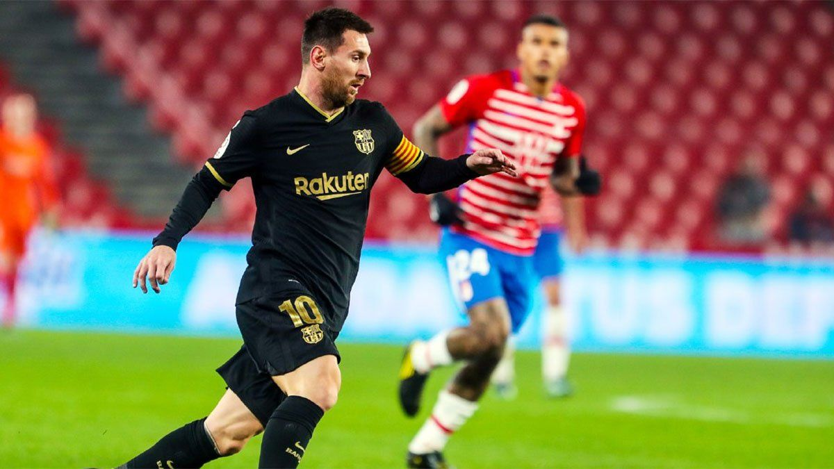 ¡Show de goles! Barcelona le ganó al Granada y pasó a semifinales