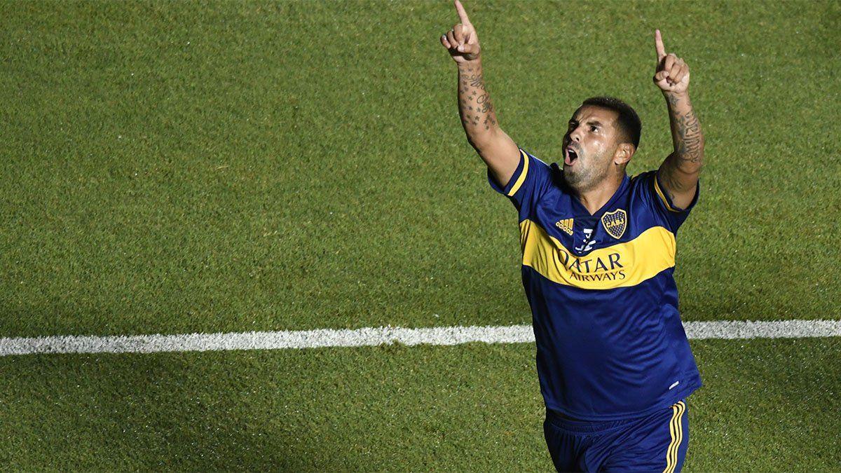 Edwin Cardona es una de las figuras que tiene Boca.