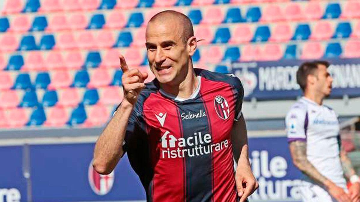 Palacio dejó el Bologna y podría sorprender con su futuro