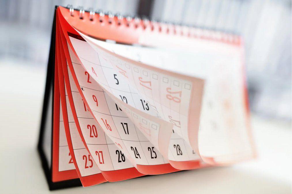 El lunes 12 de octubre es feriado o día no laborable