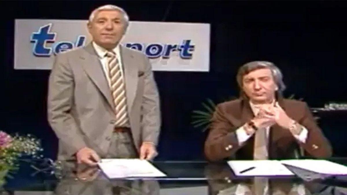 Mauro Viale deslumbró con sus relatos deportivos