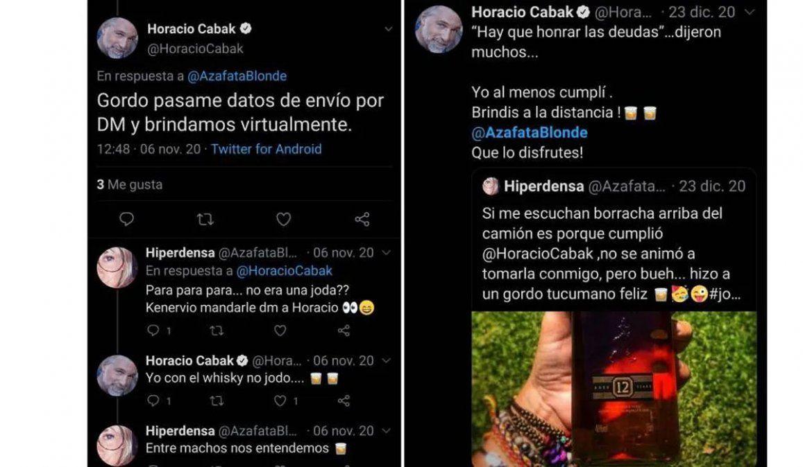 Quién es Malu, la nueva supuesta amante de Horacio Cabak