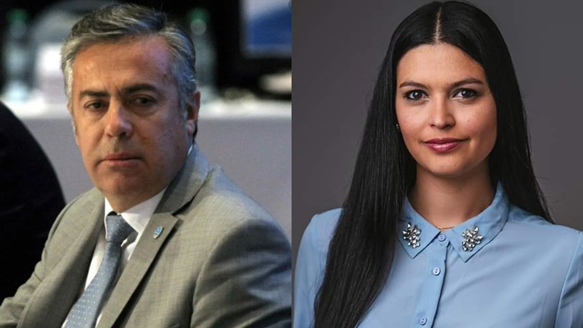 Las críticas de Alfredo Cornejo a la intendenta Flor Destéfanis provocaron la furia del PJ todo.