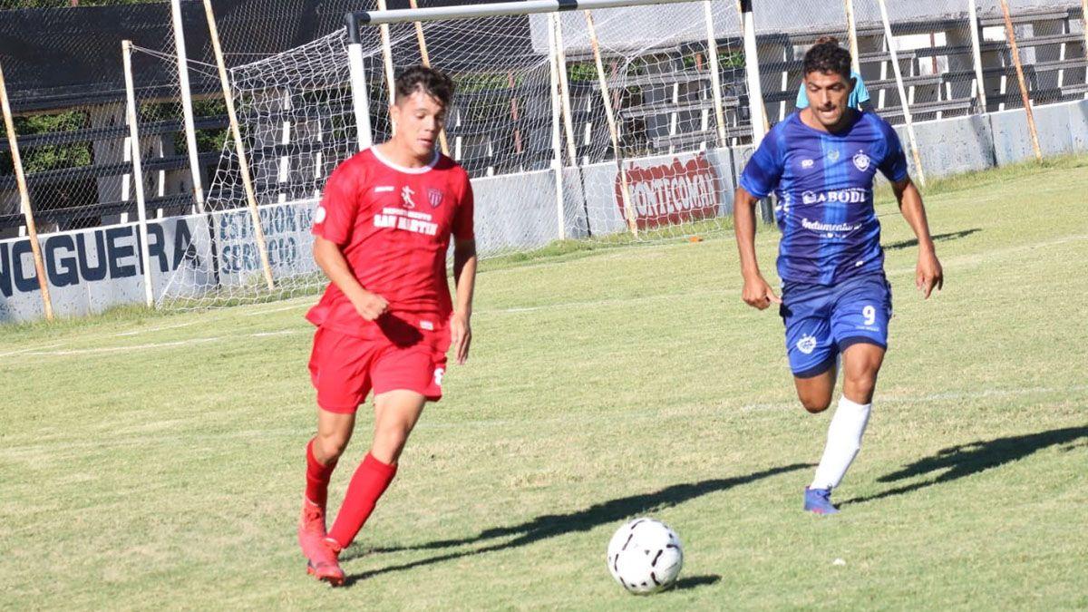 El Chacarero ganó su segundo partido consecutivo. Terminó con dos hombres menos.