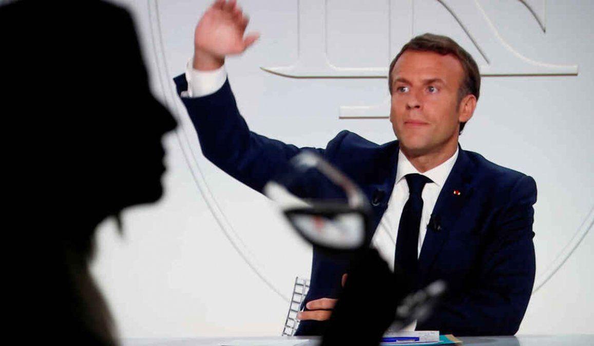 Francia decretó la emergencia sanitaria.