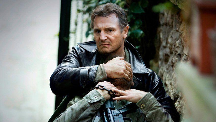 Liam Neeson vuelve a la pantalla con el nuevo estreno Venganza
