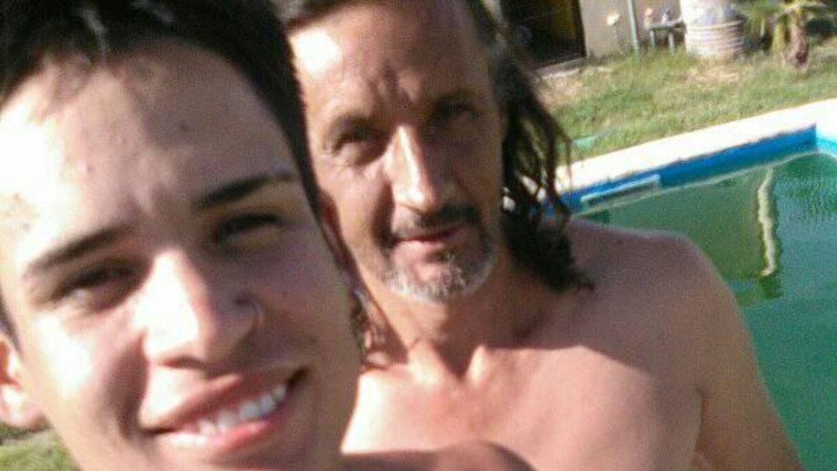 Axel y Fabián D'agostino, sindicados en el crimen en Maipú.