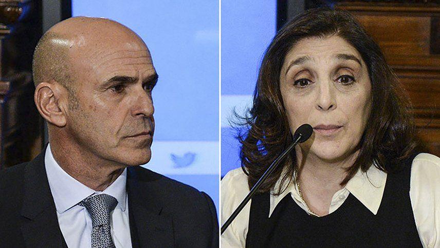 Negó espionaje a Cristina pero afirmó que estaba en la mira por posibles hechos antisistémicos