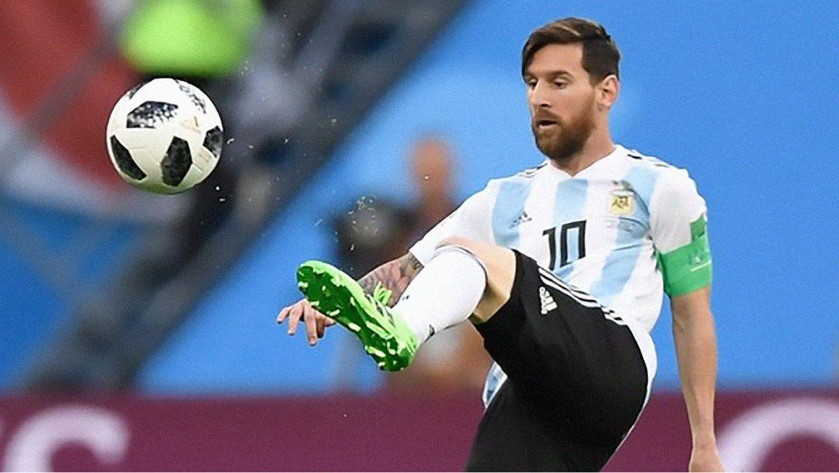 Messi está a dos goles de los 34 marcados por Maradona