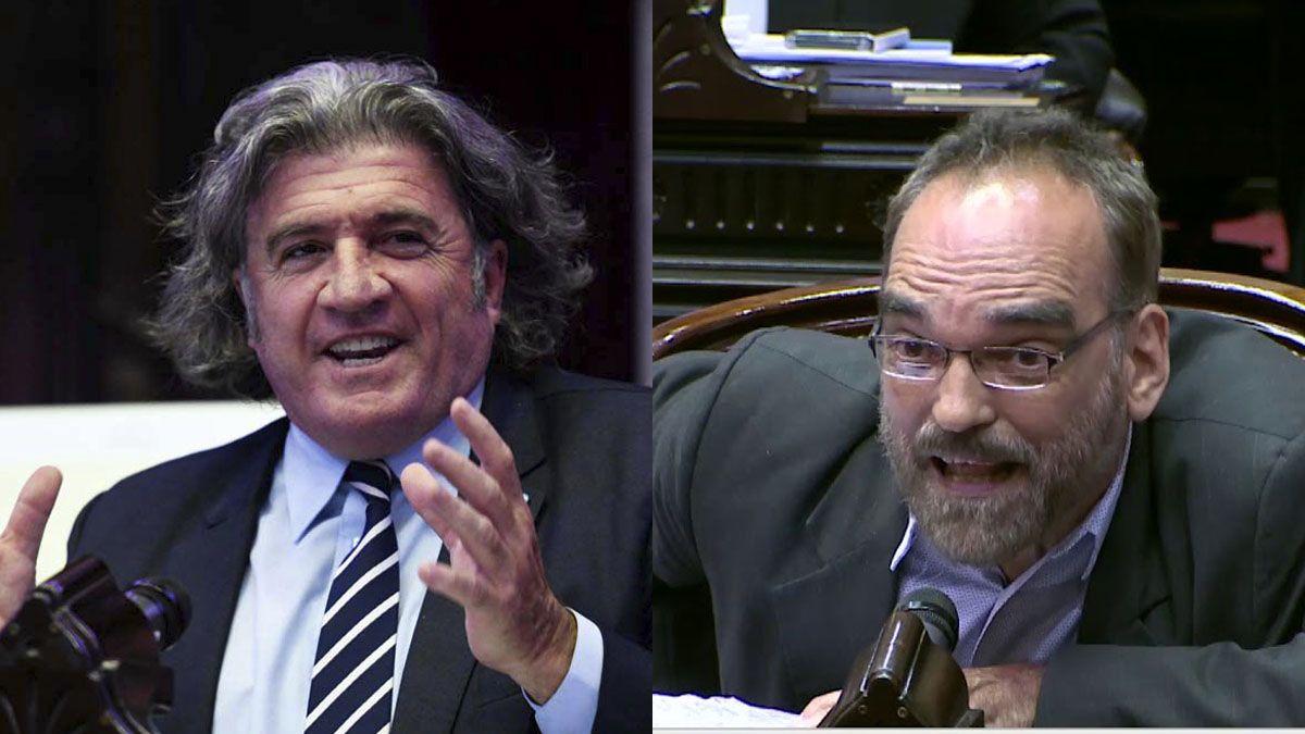 José Luis Ramón y Fernando Iglesias se dijeron de todo.