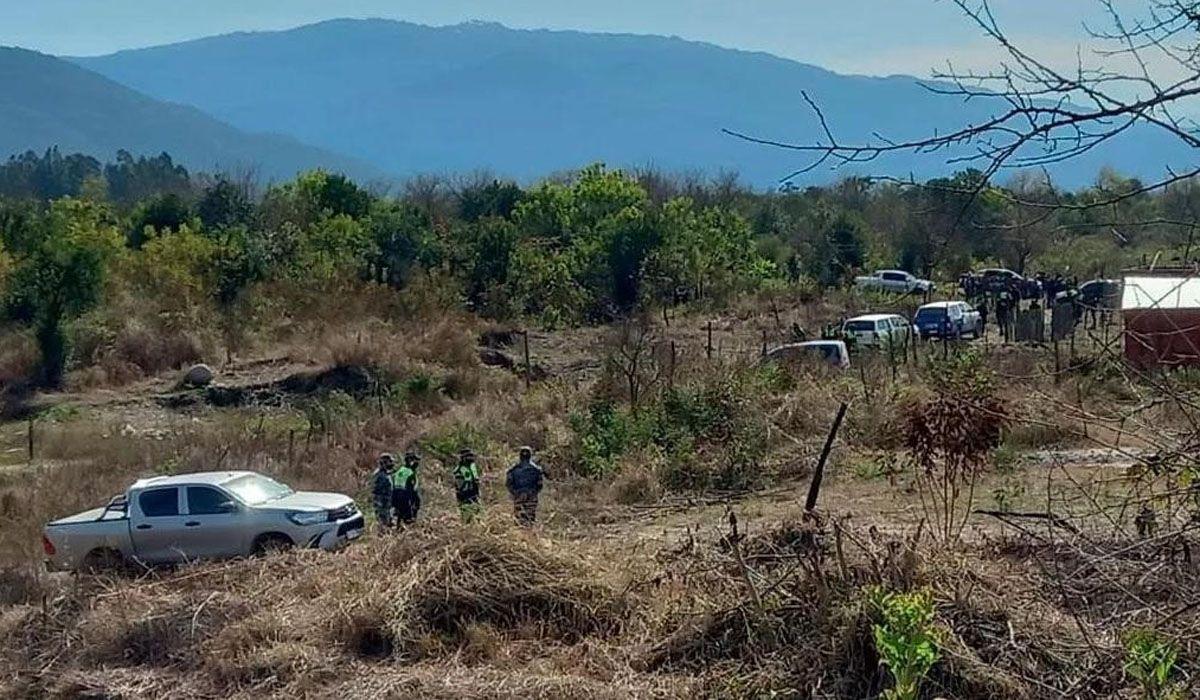 El peor final para Rocío Milagros Rojas: carbonizaron los restos y los esparcieron en varios lugares. No se sabra cómo fue el femicidio.