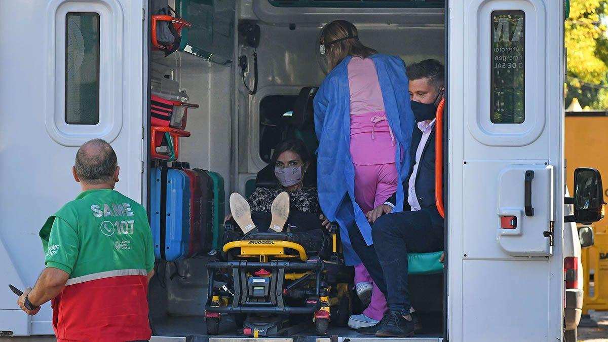 Se reportaron 25.157 nuevos casos de coronavirus en Argentina .
