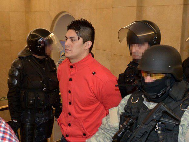 Prisión perpetua para El Tanga Gómez por el ataque a un blindado y por el asesinato de Matías Quiroga