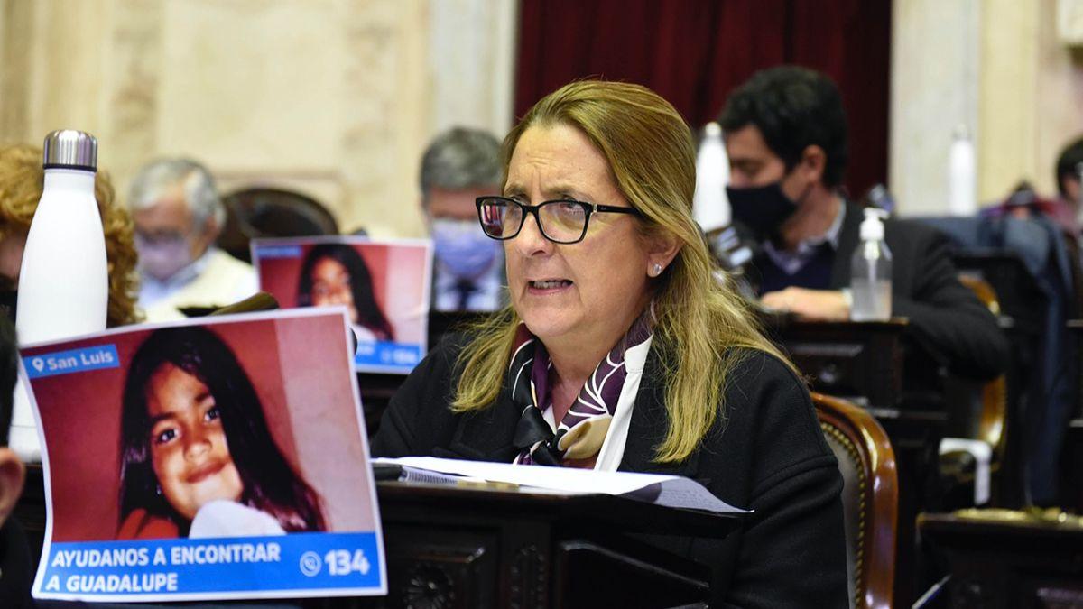 Claudia Najul, ex ministra de Salud de Mendoza, le planteo a Cafiero las dudas sobre la marcha de la vacunación por Covid.