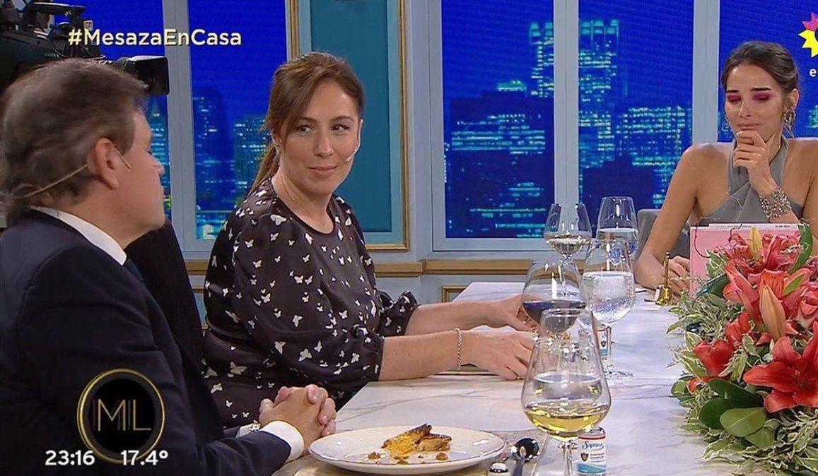 Mirtha les trajo suerte: la historia de amor entre Vidal y Sacco