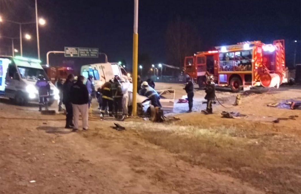 Un hombre de 70 años murió en un fatal accidente en Luján