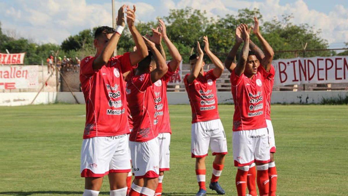 Huracán Las Heras buscará su tercer triunfo consecutivo.