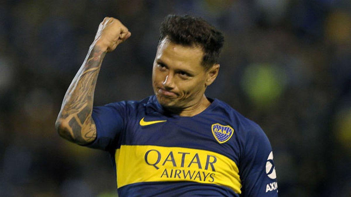 Mauro Zárate a los hinchas de Boca: Fue un honor