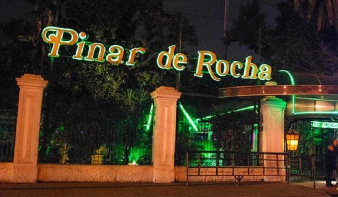 El grupo Damas Gratis brindo un recital multitudinario en Pinar de Rochas