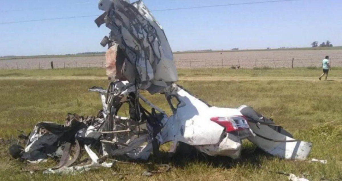 Trágico accidente en Córdoba: 4 muertos