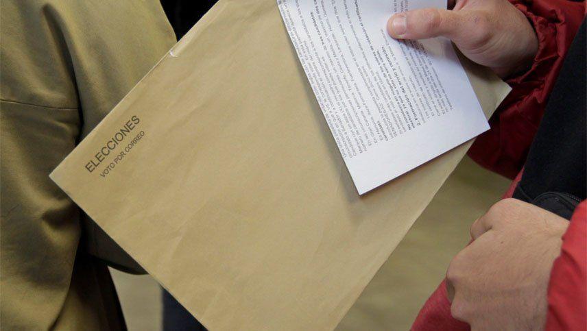 Los argentinos en el exterior ya no podrán votar por correo postal