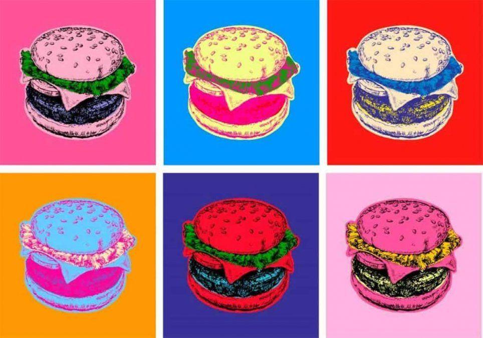 El impacto de la hamburguesa en la cultura pop